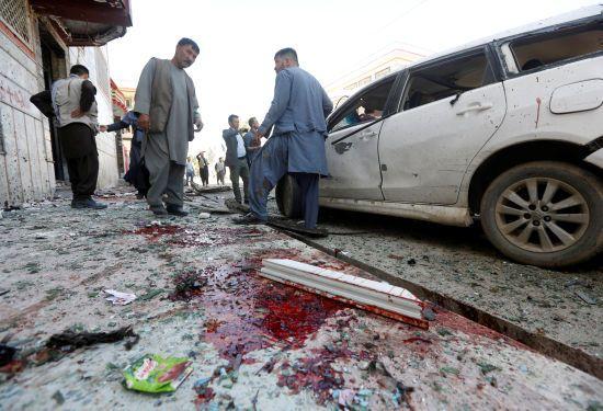 Стали відомі подробиці вибуху в Кандагарі, унаслідок якого загинуло кілька десятків осіб