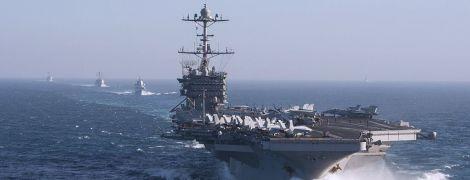 США могут оставить авианосец в Средиземном море приглядывать за Россией - СМИ