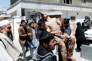 Кількість жертв кривавого теракту у Кабулі зросла до понад півсотні