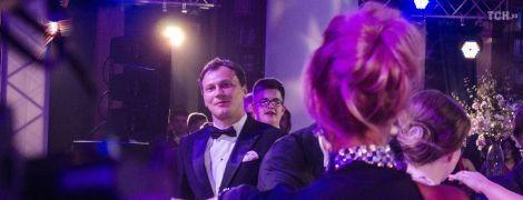 Віденський бал у Києві-2018: Шовковський і П'ятов станцювали галоп, а Суркіс віддав благодійний м'яч конкуренту