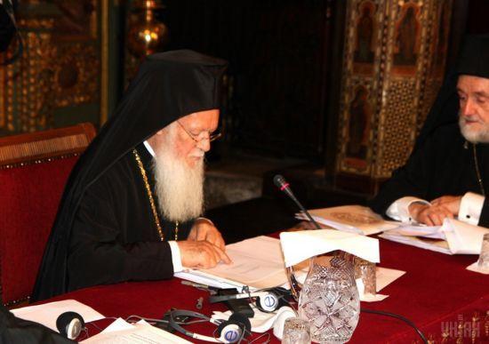 Вселенський патріарх заявив, що Москва безпідставно влаштовує заходи до Дня хрещення Русі