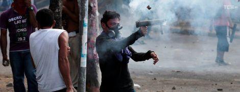Протесты в Никарагуа: убиты 25 человек, журналиста застрелили в прямом эфире
