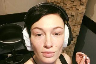 Неожиданно: Настя Приходько поделилась своим обнаженным селфи в ванне