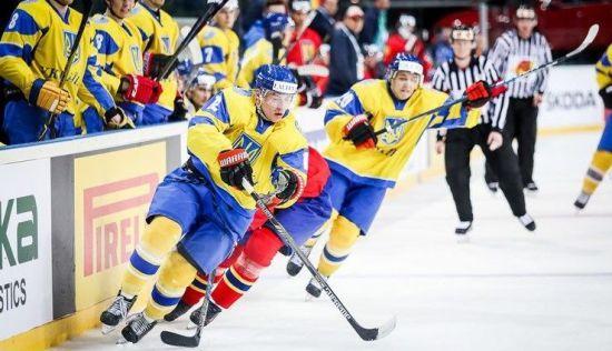 Збірна України з хокею поступилася Естонії на чемпіонаті світу