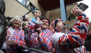 Кейт Міддлтон народила сина: британці активно вітають королівську родину