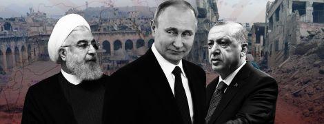 За межами Сирії: завдання Москви на Близькому Сході