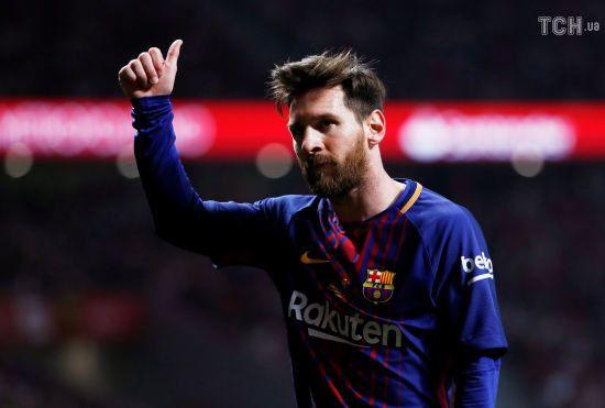 Мессі випередив Роналду у рейтингу найбільш високооплачуваних футболістів світу