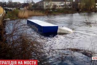 Водій фури, що збила велосипедистку на Чернігівщині, міг бути п'яним