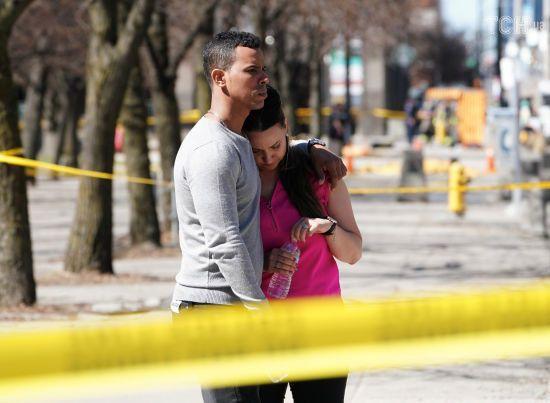 У Торонто збільшилася кількість жертв внаслідок наїзду