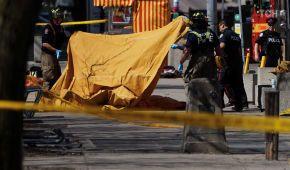 Внаслідок наїзду фургону на пішоходів у Торонто загинуло 9 людей - поліція