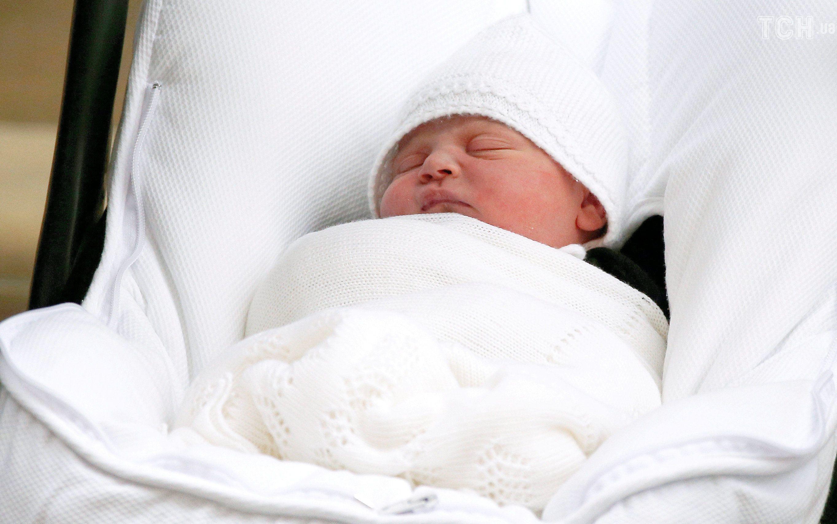 Мишель Обама поздравила принца Уильяма иКейт Миддлтон срождением сына