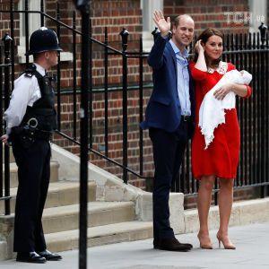 ЗМІ дізналися титул новонародженого сина Кейт Міддлтон та принца Вільяма