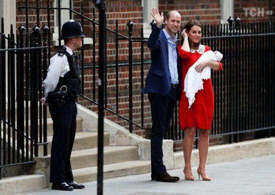 Британці програли на тоталізаторах черезім'я новонародженого принца