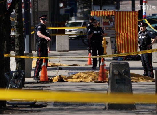 Полиция Торонто предупредила об угрозе общественной безопасности