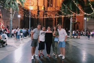 Michelle Andrade вперше показала свою велику болівійську родину