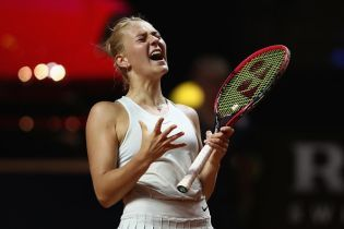 Костюк одержала уверенную победу в первом раунде престижного турнира в Штутгарте