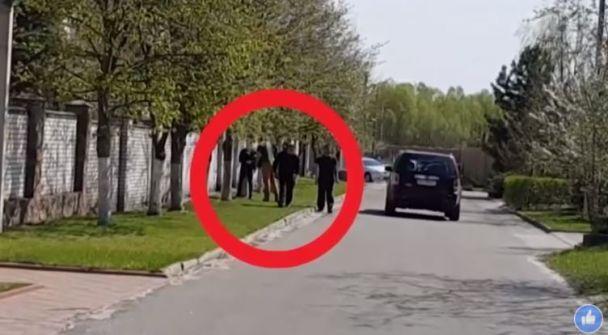 Нажурналістів 1+1 напали біля будинку міністра фінансів