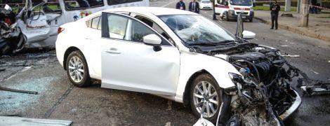 ДТП у Кривому Розі: в інтернет виклали відео останніх секунд руху Mazda перед аварією
