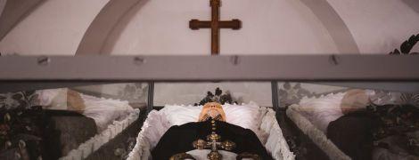 У Вінниці після ребальзамації знову виставили для показу тіло Пирогова