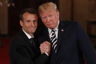 Трамп проти ЄС: лідер США вмовляв Макрона вивести Францію з Європейського Союзу - Washington Post