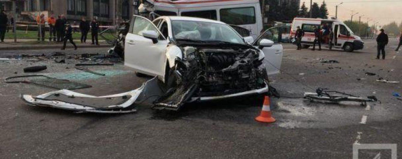 Погибших в резонансной аварии в Кривом Роге стало еще больше