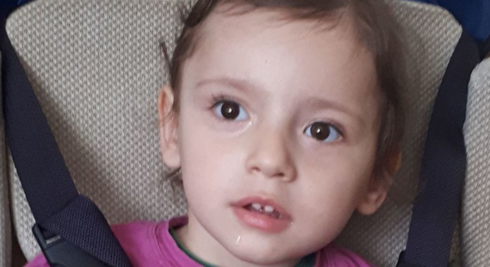Більше 100 тисяч гривень потрібні на лікування Діани