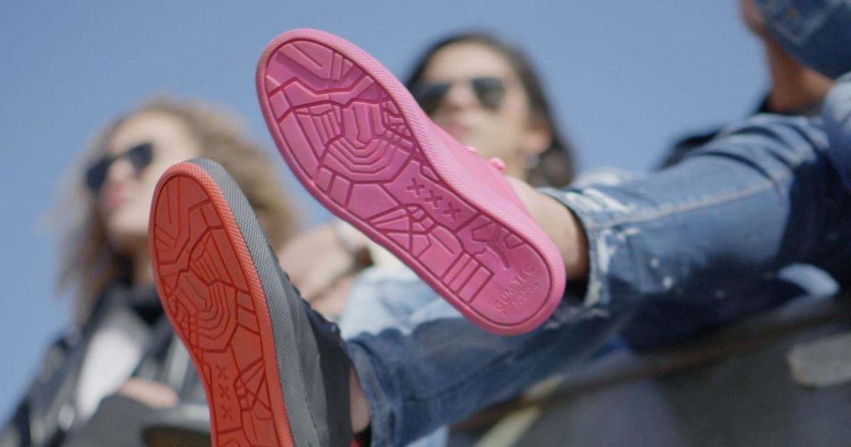 В Нидерландах выпустили кроссовки, которые имеют подошву из переработанной  жевательной резинки. Об этом сообщает The Verge . e09d8a5641e