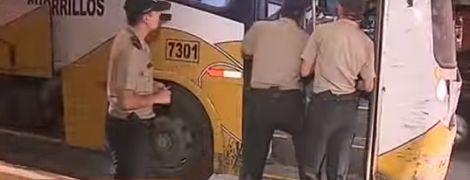У Перу в автобусі чоловік облив жінку бензином і підпалив