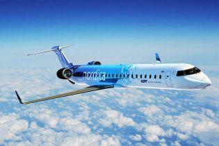 """Естонський авіаперевізник зайшов до аеропорту """"Київ"""" із першим рейсом"""