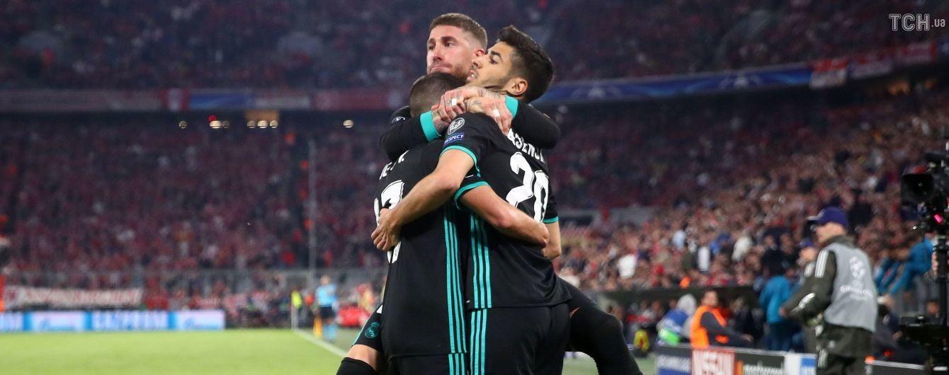"""""""Реал"""" повторив рекорд """"Барселони"""" і став першим клубом, який здобув 150 перемог у Лізі чемпіонів"""