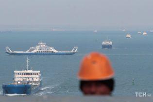 В портах оккупированного Крыма в мае побывало 16 судов-нарушителей - МинВОТ