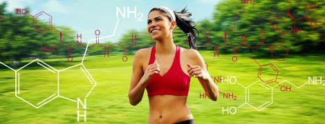 Бег как лекарство от стресса