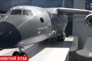 """""""Антонов"""" розсекретив спільний з Туреччиною проект Ан-188"""