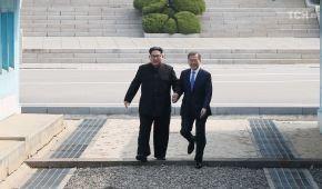 Історичний візит. Як Кім Чен Ин першим із лідерів КНДР перетнув 38 паралель