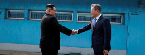 """""""Я приехал, чтобы положить конец конфронтации"""": Ким Чен Ын символически пересек границу"""