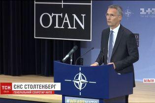 Українське питання є одним із ключових на саміті НАТО у Брюсселі