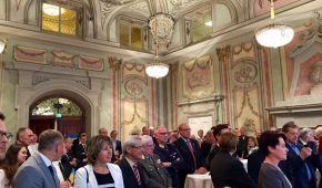 В одному з європейських міст відкрили почесне консульство України