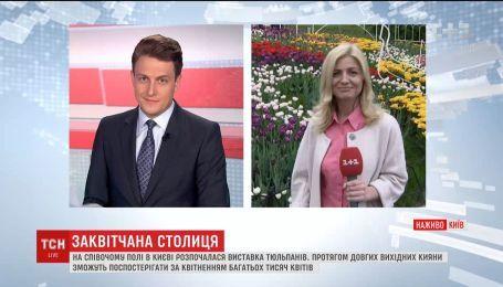 Ретро-фестиваль и праздник тюльпанов: где киевлянам провести майские выходные