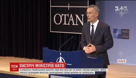 Генсек НАТО заявил, что надеется на диалог с Кремлем