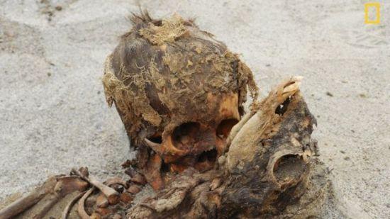 Археологи знайшли наймасовіше поховання дітей в Перу
