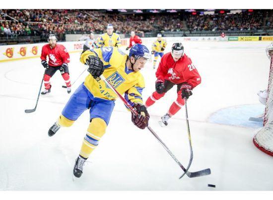 Збірна України з хокею програла третій матч поспіль на чемпіонаті світу