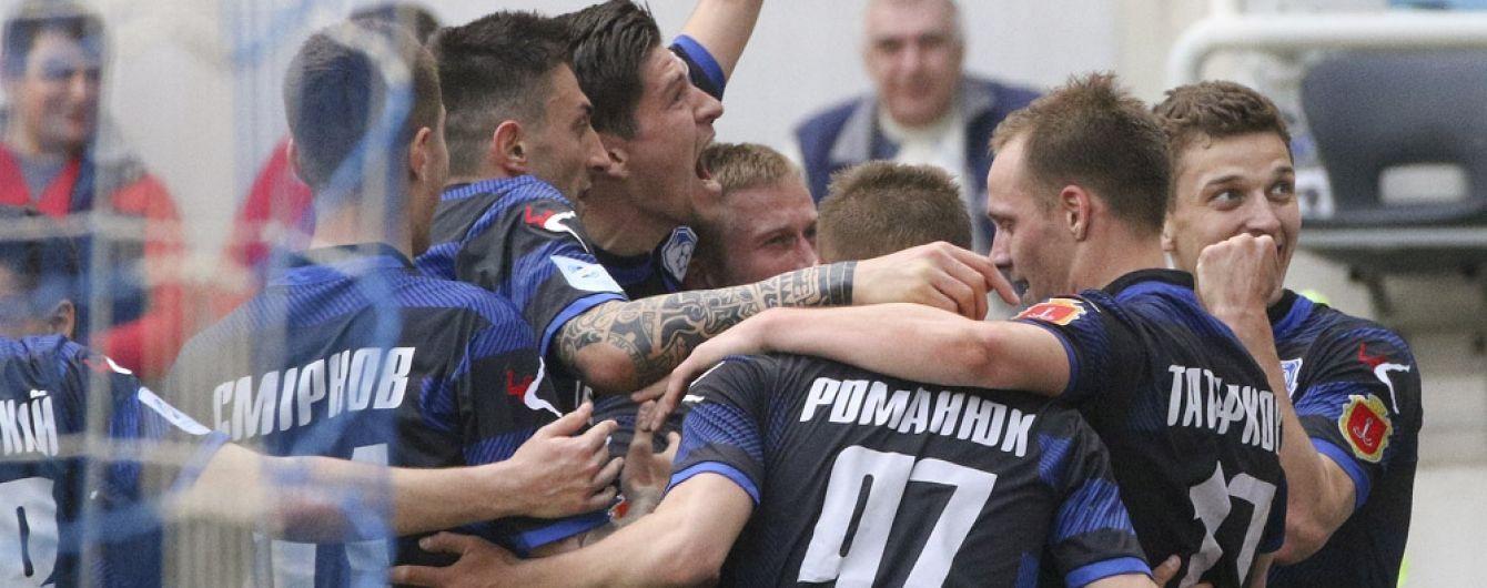 """""""Черноморец"""" готов сменить """"Полтаву"""" и вернуться в УПЛ"""