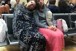 В Украину вылетели все более чем 700 туристов, которые застряли в Египте