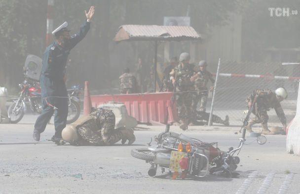 УКабулі стався подвійний теракт. Загинув журналіст