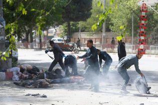 В Кабуле произошел двойной теракт. Погиб журналист