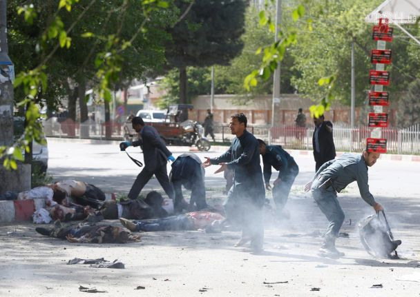 П'ятеро людей загинули під час вибуху вКабулі