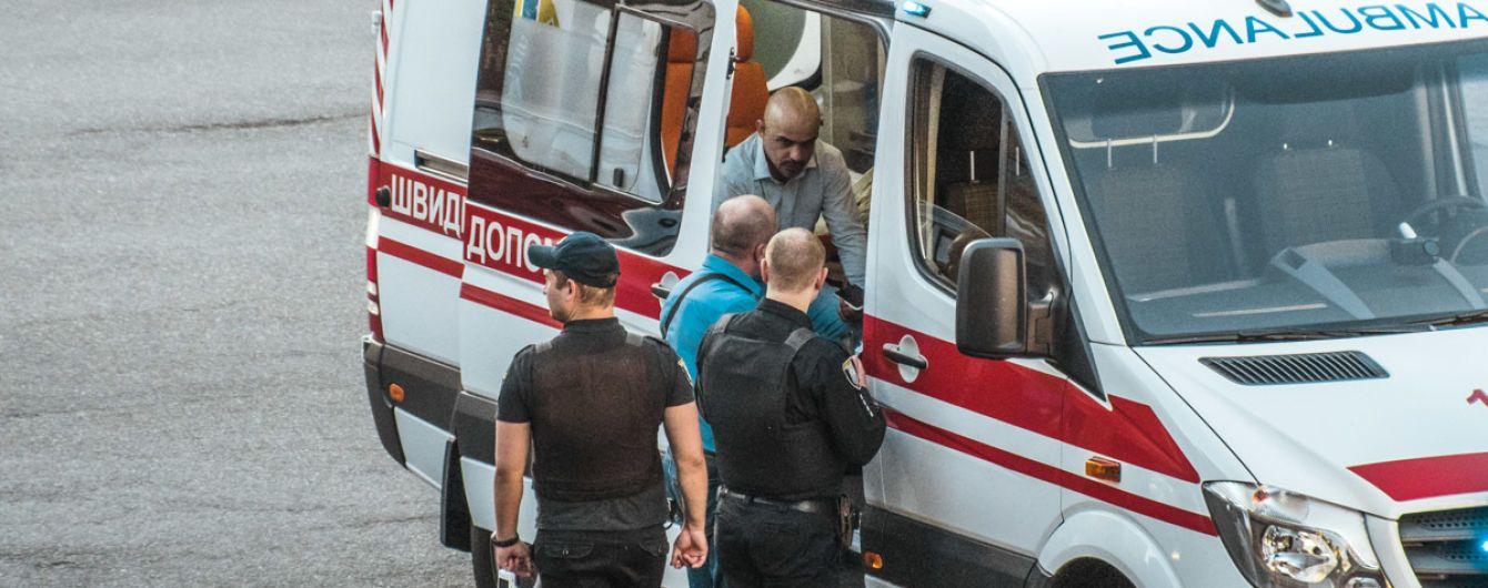 Апеляційний суд відмовився арештувати одного з нападників на Найєма