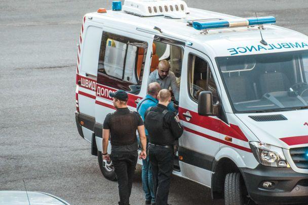 ВКиеве избили народного депутата  Найема