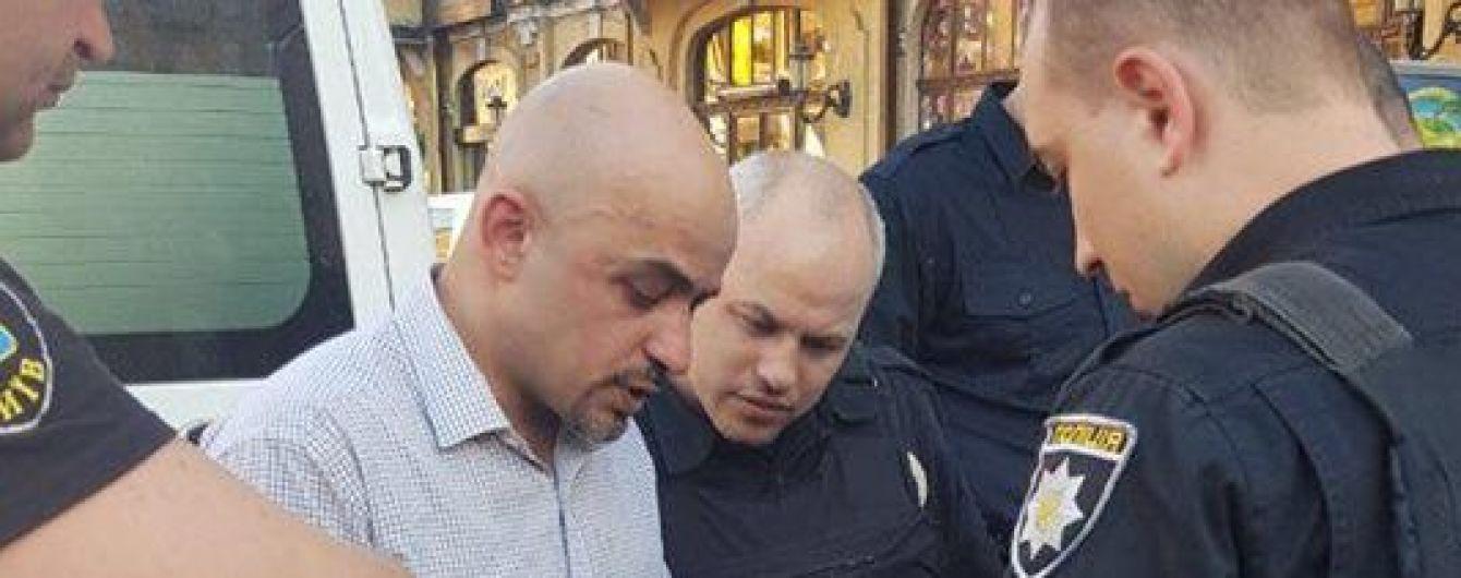 ГПУ направила в Азербайджан запрос на экстрадицию подозреваемого в нападении на Найема