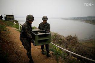 КНДР и Южная Корея начали демонтаж пропагандистских громкоговорителей на границе